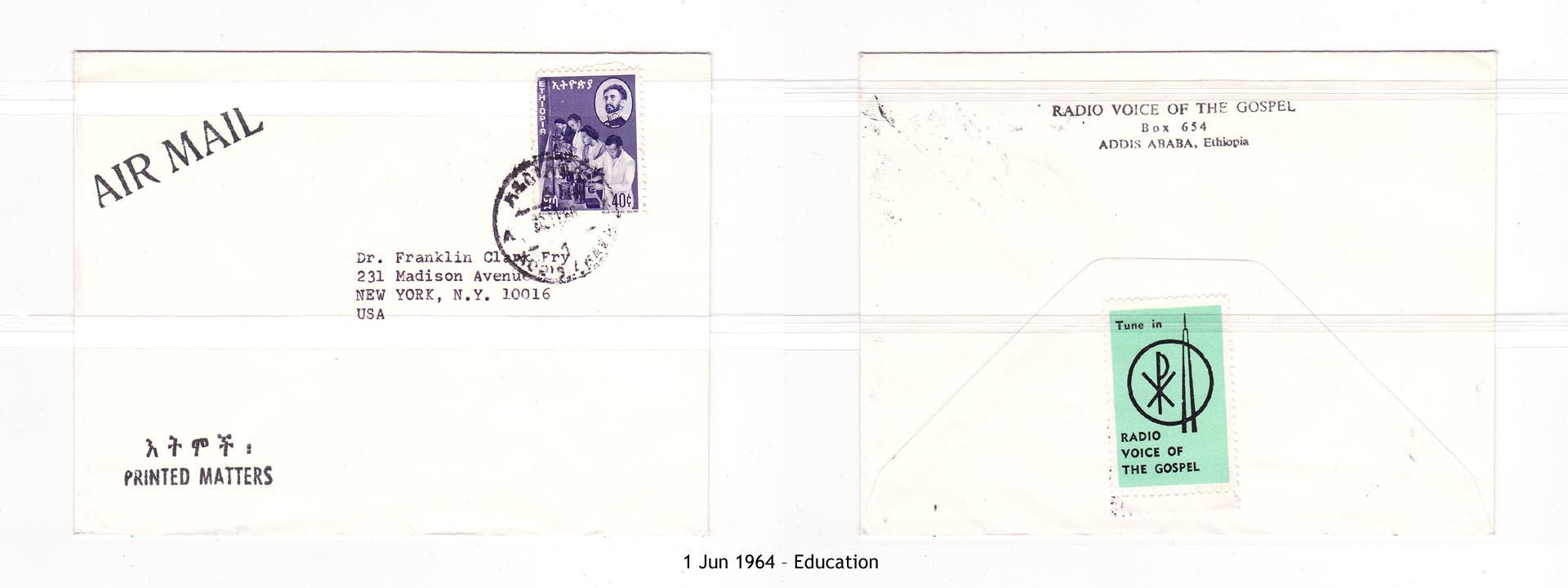 19640601 – Education