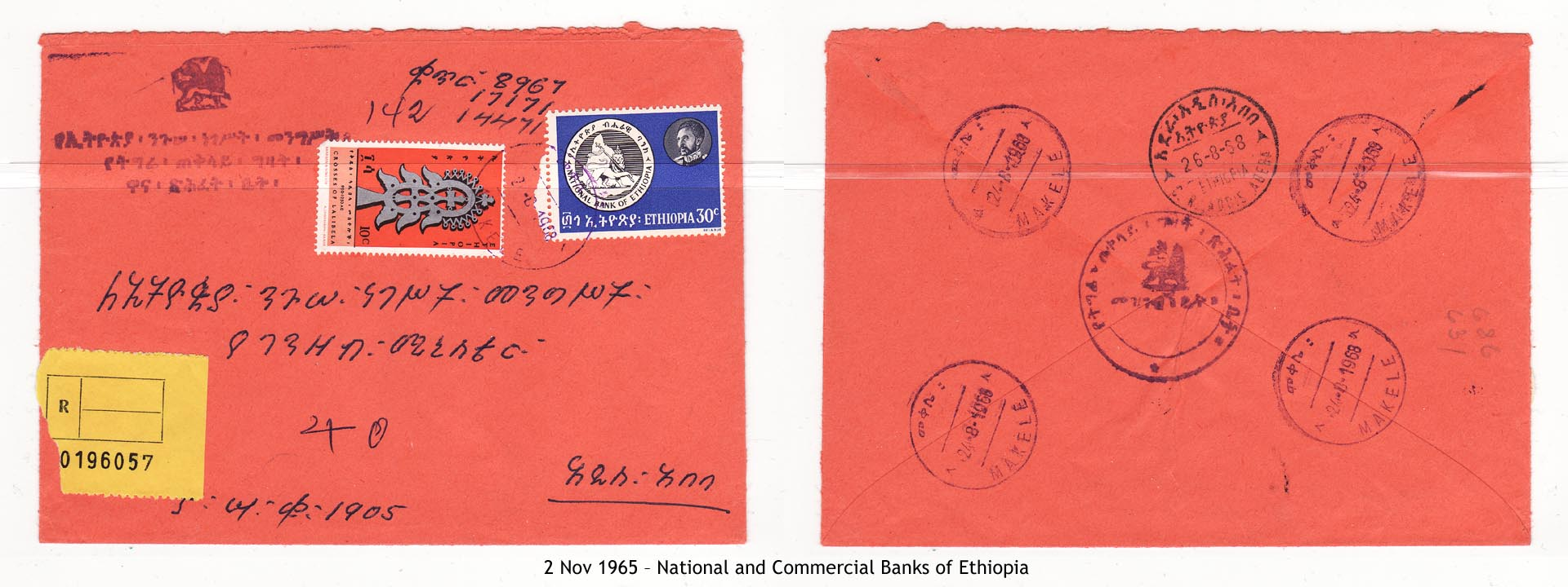19651102 – National and Commercial Banks of Ethiopia