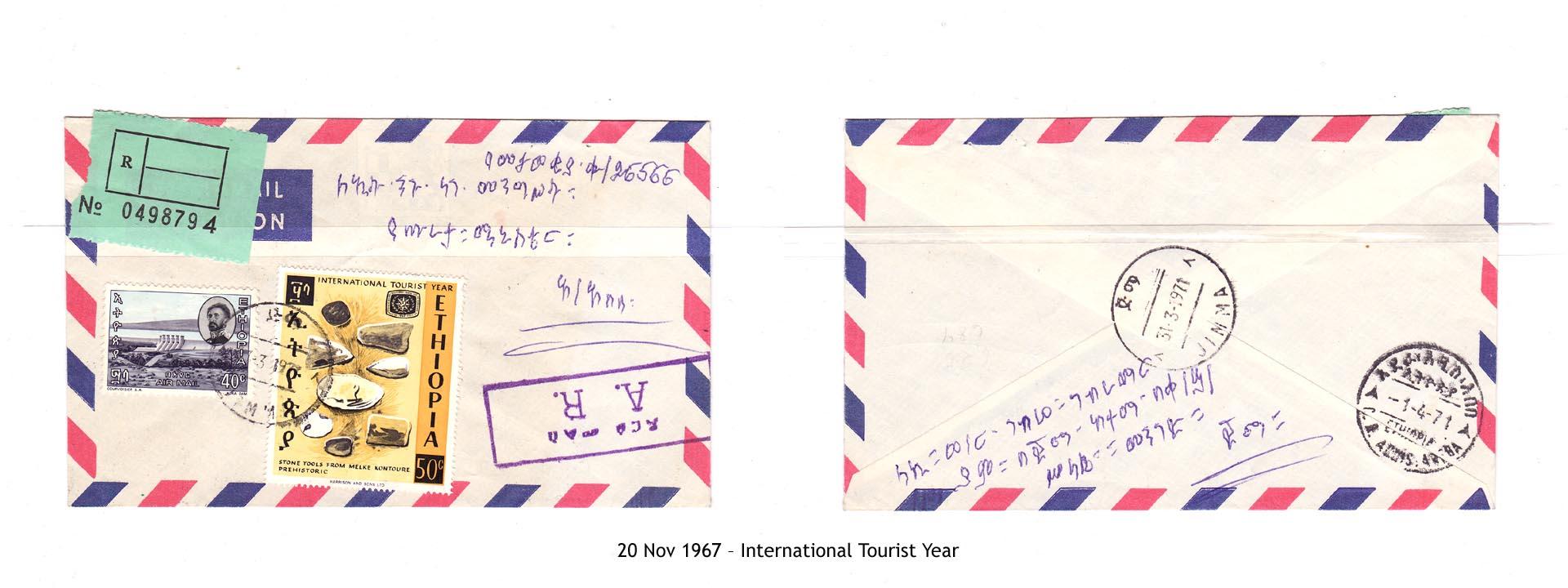 19671120 – International Tourist Year