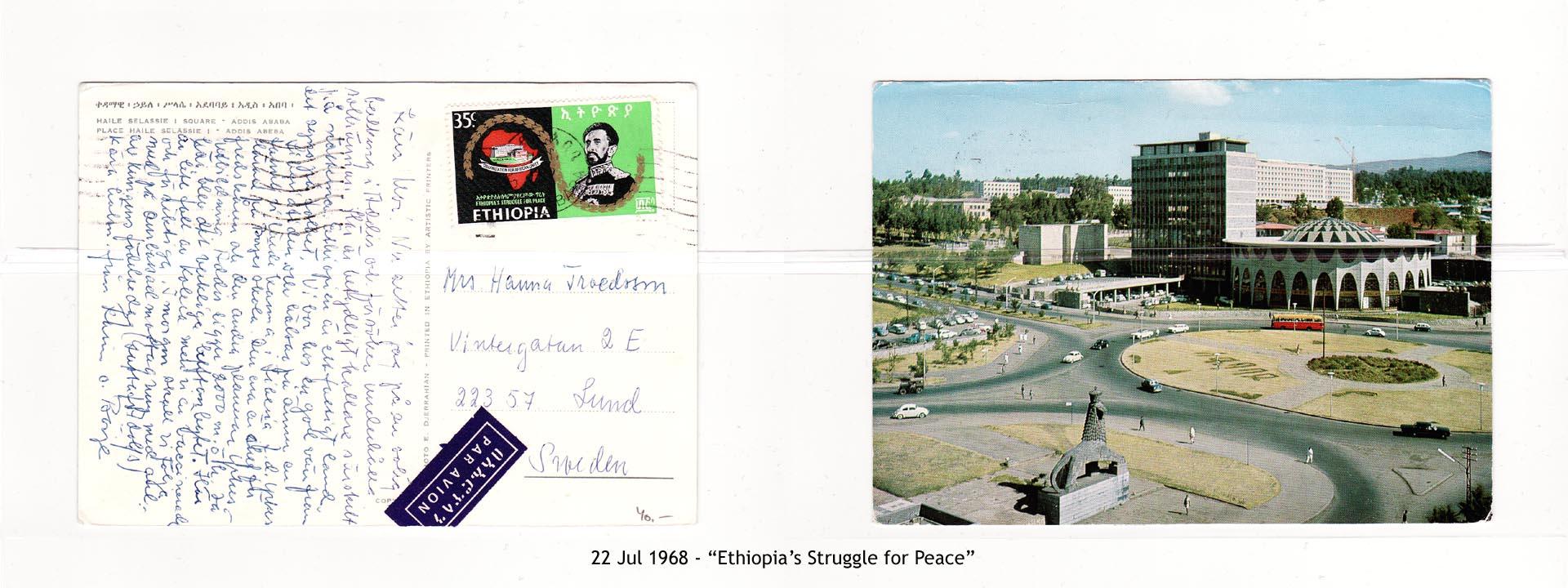 19680722 – Ethiopia's Struggle for Peace