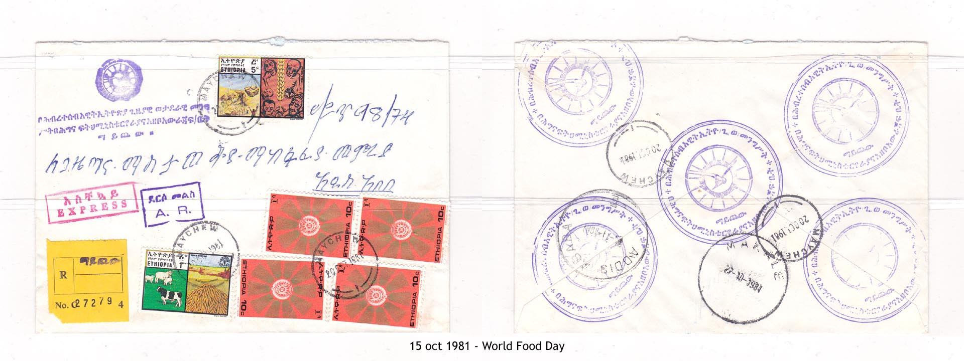 19811015 - World Food Day z