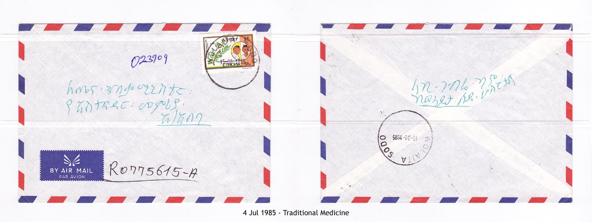 19850704 - Traditional Medicine