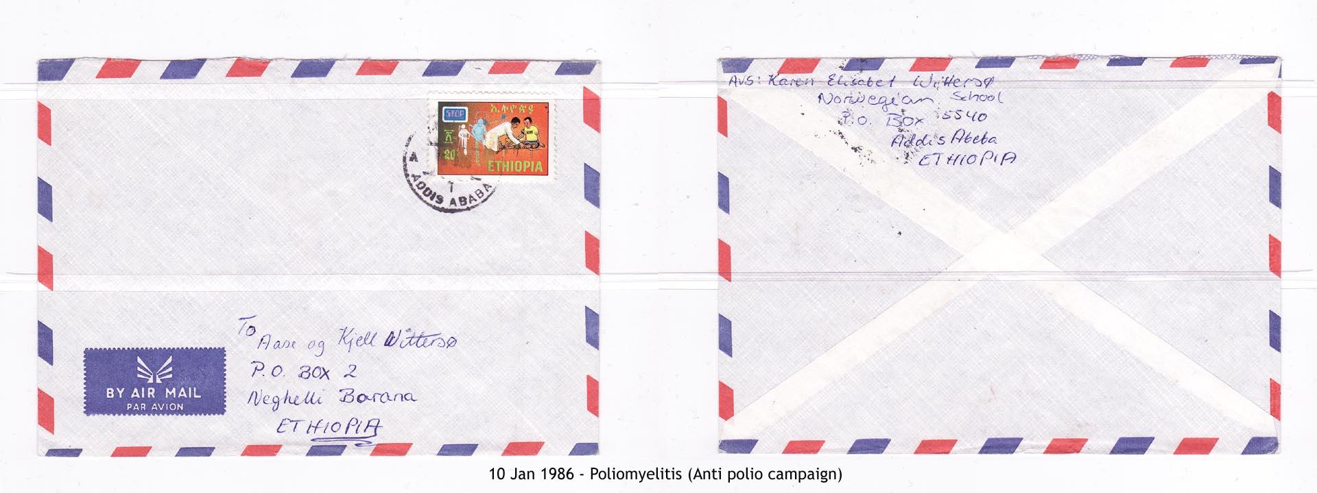 19860110 - Poliomyelitis (Anti polio campaign)