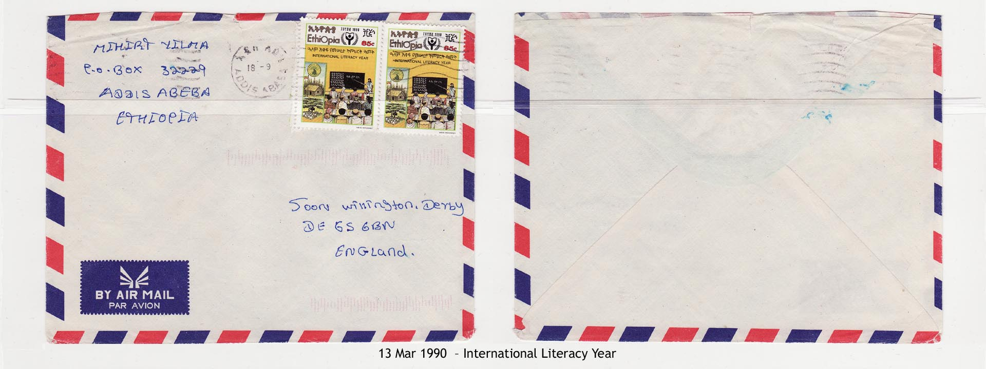 19900313 – International Literacy Year