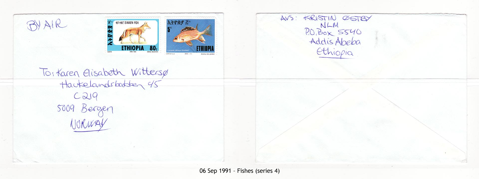 19910906 – Fishes (series 4)