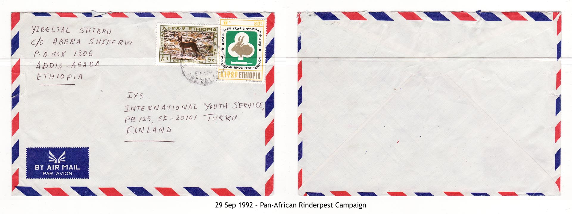 19920929 – Pan-African Rinderpest Campaign