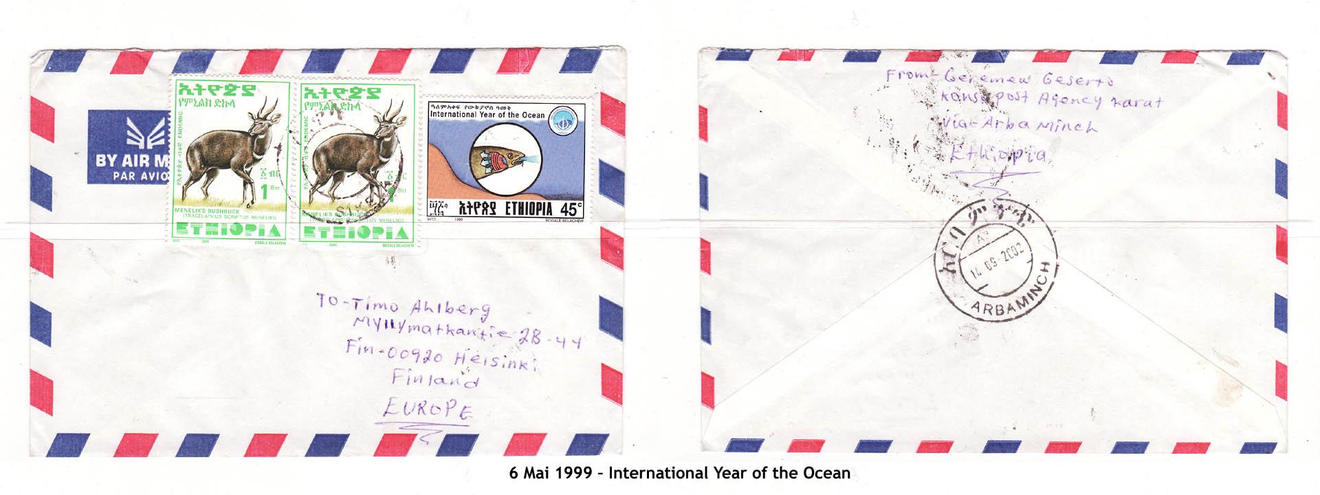 19990506 – International Year of the Ocean