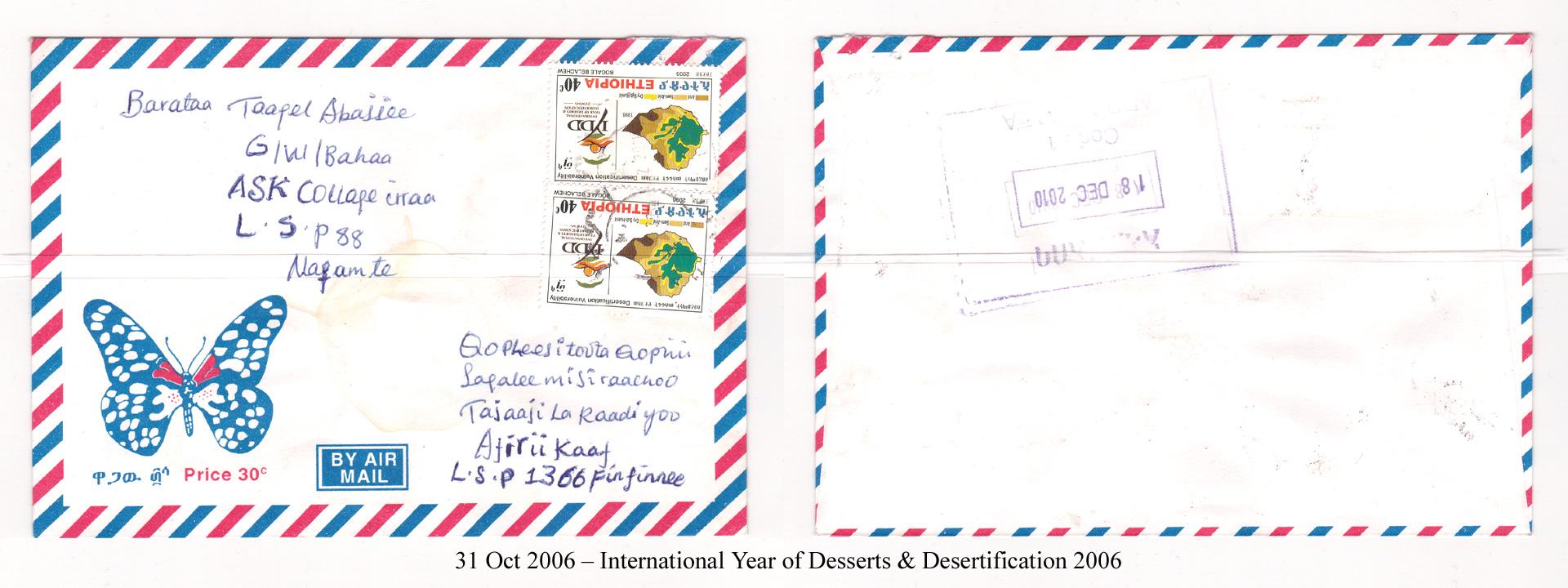 20061031 - International Year of Deserts & Desertification 2006