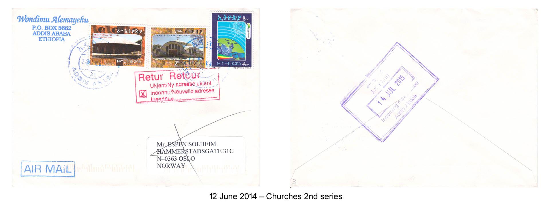 20140612 – Churches 2nd series