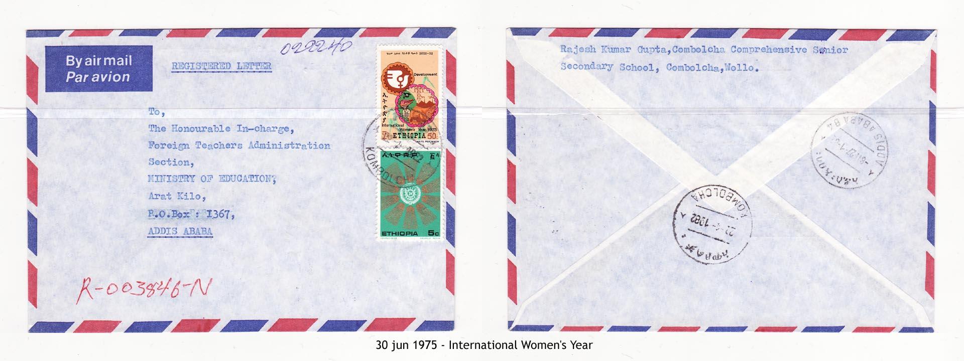 19750630 - International Women's Year